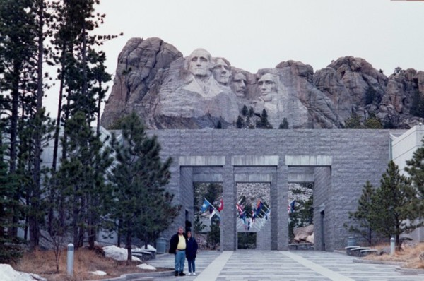 Mt Rushmore, Sth Dakota